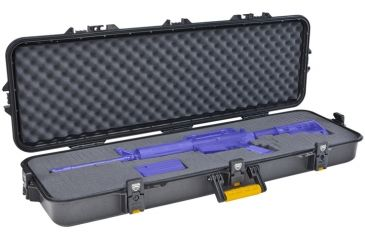Plano All Weather Tactical Case, Tactical, 42in. Black 99571