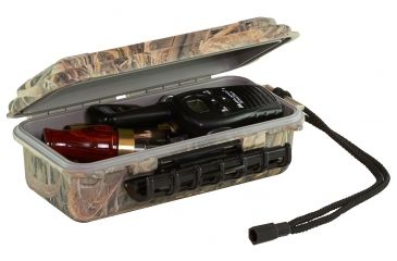 Plano Molding Guide Series Waterproof Field Case,9x4.88x3in,Realtree Max 5 145051
