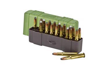Plano Molding 20 Count Small Ammo Case w/Slip Cover, .22-250, .243 Win. Cal & Similar