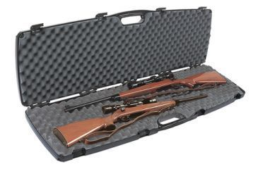 Plano Molding Gun Guard SE Double Scoped Long Gun Cases Black 2 Pack 52.2 Inch
