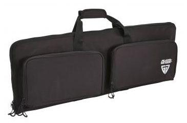 Plano Molding Military Grade Rectangular Soft Gun Case -Black, Fits in 36in. AW Case 93793
