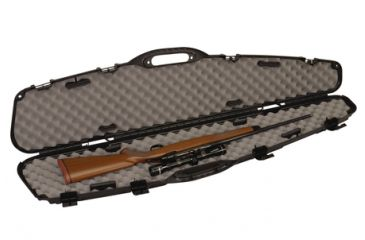 Plano Molding Pro-Max PillarLock Scoped Rifle Case Lockable And Airline Approved Black