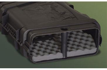 4-Plano Molding 1111 Protector-2 Compact Bow Case - 49x19.5x6.5