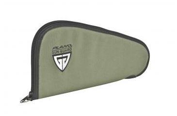 Plano Molding 700 Series Gun Guard Pistol Rug, 15in. Lite Gray/Black - 71500