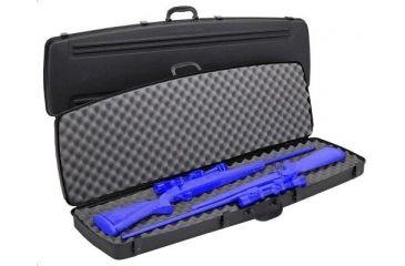 Plano Moulding Plano Black Double Scoped Rifle Case 10063