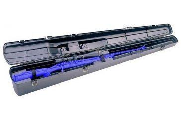 Plano Molding Plano Black Rifle/Shotgun Case w/Heavy Duty Latches & Hinges 130102