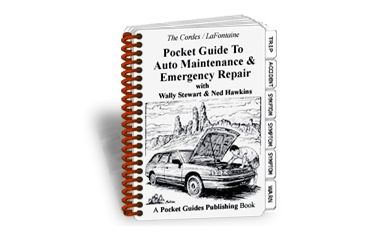 Pocket Guides Publishing Pocket Guide To Auto Maintenance/Emergency Repair PG-AMER
