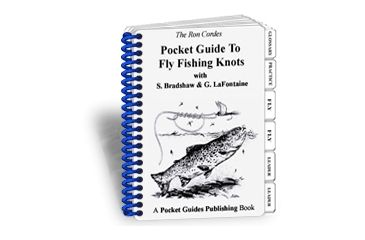 Pocket Guides Publishing Pocket Guide to Fly Fishing Knots PG-FFK