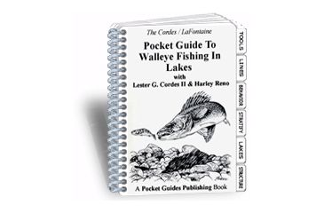 Pocket Guides Publishing Pocket Guide to Walleye Fishing in Lakes PG-WFL