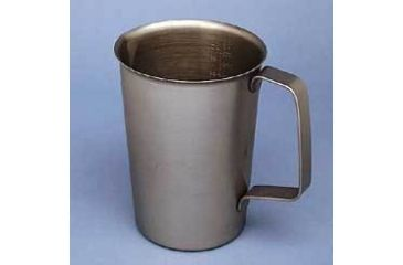 Polar Ware Graduated Beakers with Handles, Stainless Steel T1063