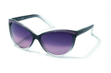 Polaroid Keisha Bifocal Sunglasses, Grey Frame PDP8122YBF