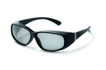 Polaroid Eyewear Junior Cover 3D Glasses - Black PDN8119A
