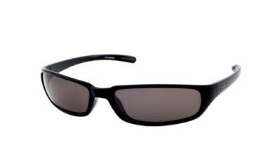 Polaroid Kelly Sunglasses - Black Frame, Polarized Grey Lenses PD8928A