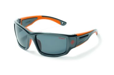 Polaroid Oliver Prescription Sunglasses, Grey/Orange Frame PDP7125Y