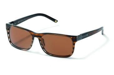 Polaroid Jerome Progressive Sunglasses, Brown Frame PDX8100Y-PROG