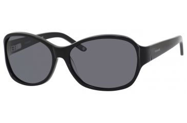 Polaroid U 9360/S Bifocal Prescription Sunglasses U9360S-00CF-1T-5115 - Frame Color A / Black, Lens Diameter 51 mm