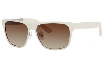 Polaroid X 4414/S Single Vision Prescription Sunglasses X4414S-010A-S7-5515 - Lens Diameter 55 mm, Frame Color Beige