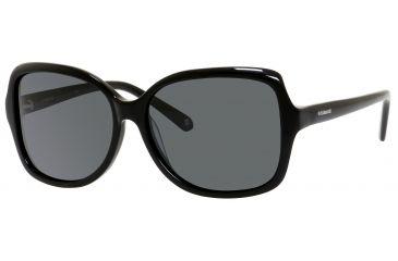 Polaroid X 8404/S Single Vision Prescription Sunglasses X8404S-0KIH-1T-5915 - Frame Color Black, Lens Diameter 59 mm