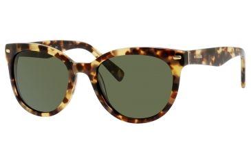 Polaroid X 8408/S Progressive Prescription Sunglasses X8408S-00BM-0P-5420 - Frame Color Havana, Lens Diameter 54 mm