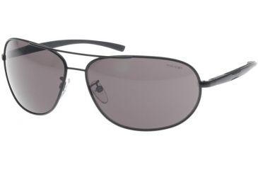 Police 8182 Sunglasses, Matte Black
