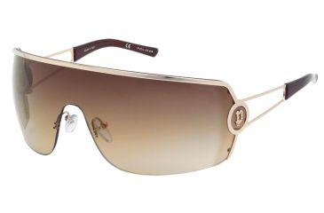 Gold Frame Police Sunglasses : Police 8417 Sun glasses . Police Sunglasses.
