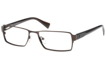 Police 8427 Eyeglasses with Brown Frame