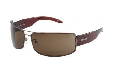 Police Sunglasses 8190, Shiny Antique-Brown