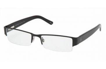 Polo PH1067 SV Prescription Eyeglasses Matte Black Frame / 52 mm Prescription Lenses, 9038-5217