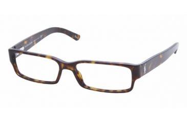 Polo PH 2039 Eyeglasses Styles Havana Frame w/Non-Rx 52 mm Diameter Lenses, 5003-5215, Polo Sport PH 2039 Eyeglasses Styles Havana Frame w/Non-Rx 52 mm Diameter Lenses