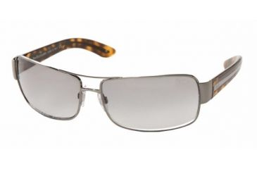 Polo PH 3020 Sunglasses, Gunmetal Frame / Gray Gradient Lenses, 900211 6414