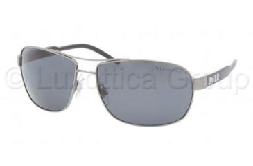 Polo PH 3053 Sunglasses Styles - 900281 Gunmetal Frame, 900281-6415