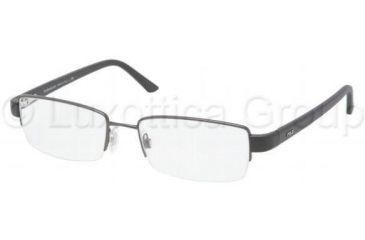 Polo PH1097 Eyeglass Frames 9157-5518 - Dark Gunmetal