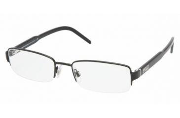 Polo Sport PH1101 #9003 - Shiny Black Demo Lens Frame