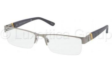 Polo PH1117 Eyeglass Frames 9002-5417 - Gunmetal Frame