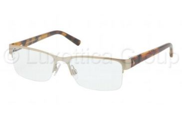 Polo PH1119 Bifocal Prescription Eyeglasses 9201-5317 - Dark Steel Frame
