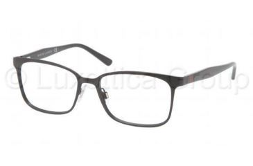 Polo PH1120 Progressive Prescription Eyeglasses 9038-5416 - Matte Black Frame