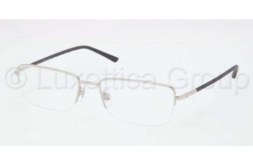 Polo PH1128 Eyeglass Frames 9001-5317 - Silver Frame