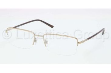 Polo PH1128 Eyeglass Frames 9205-5317 - Dark Steel Frame