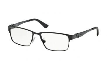 dcddae4c12c7 Polo PH1147 Eyeglass Frames 9038-56 - Matte Black Frame