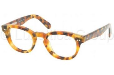 Polo PH2066P Eyeglass Frames 5031-4821 - Spotted Tortoise