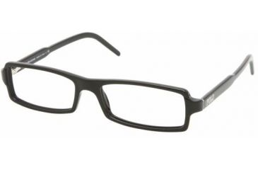 Polo PH2069 Bifocal Prescription Eyeglasses 5001-5316 - Shiny Black