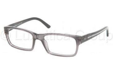 Polo PH2072 Eyeglass Frames 5195-5417 - Gray Transparent