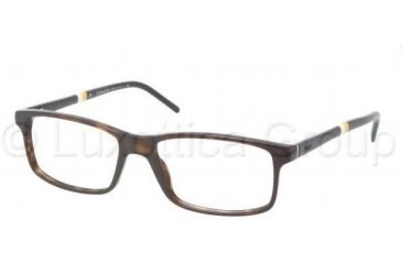 Polo PH2074 Eyeglass Frames 5003-5216 - Dark Havana