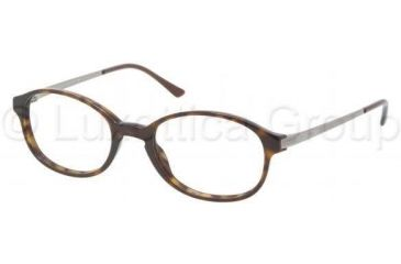 Polo PH2084 Progressive Prescription Eyeglasses 5003-4918 - Havana Frame