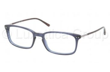 Polo PH2088 Progressive Prescription Eyeglasses 5369-5118 - Dark Steel Frame