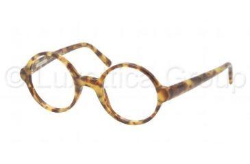Polo PH2092P Bifocal Prescription Eyeglasses 5352-4421 - Spotty Tortoise Frame, Demo Lens Lenses