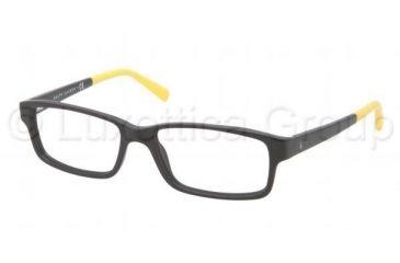 Polo PH2095 Eyeglass Frames 5389-5216 - Matte Black Frame