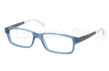 Polo PH2095 Eyeglass Frames 5390-5216 - Dark Steel Frame