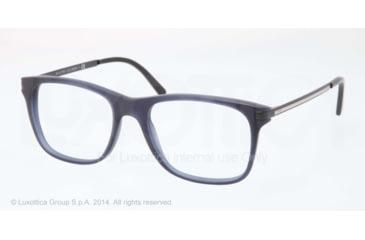 Polo PH2111 Eyeglass Frames 5276-52 - Matte Blue Frame
