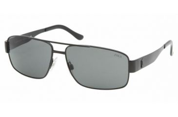 Polo Sport PH3054 #903887 - Matte Black Gray Frame